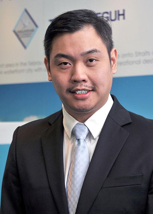 Mr. Calvin Wong